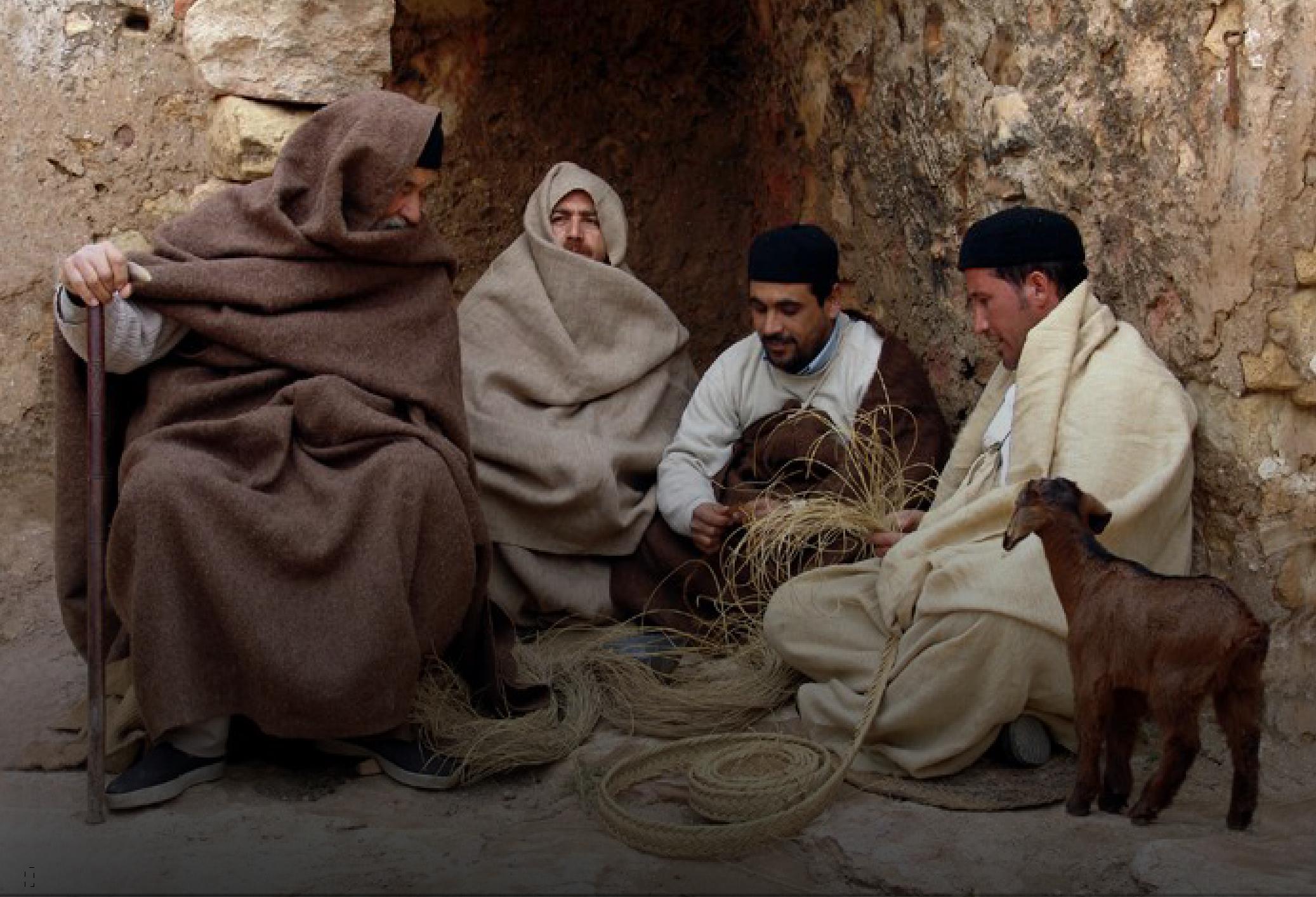 العكّوز .. تصوير : ساسي الحريبي