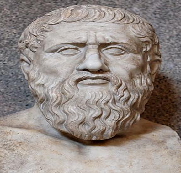 الفيلسوف اليوناني أفلاطون