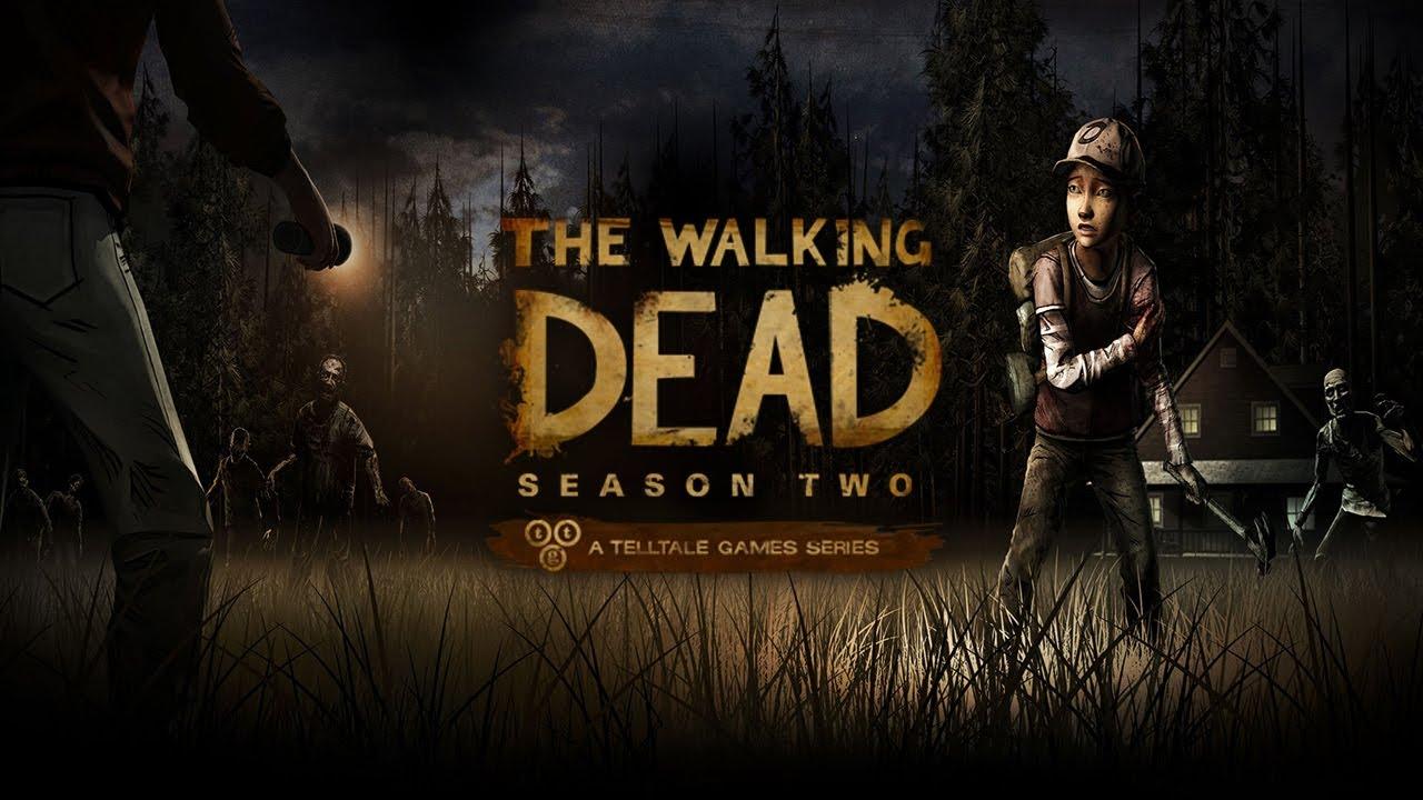 لعبة The Walking Dead
