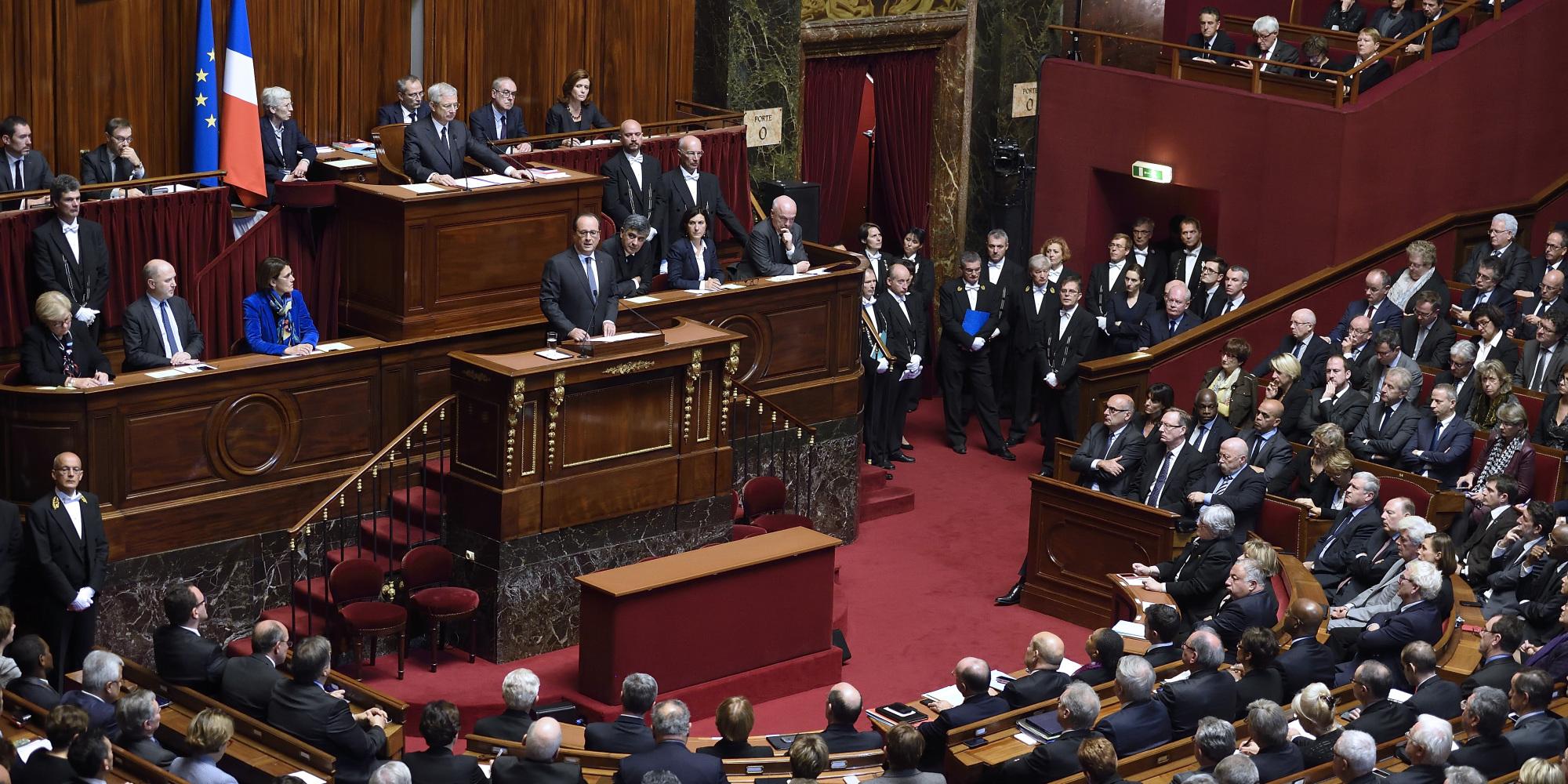 البرلمان الفرنسي