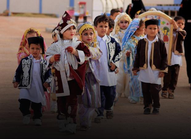 Photo of فرحة العيد واحدة في ليبيا
