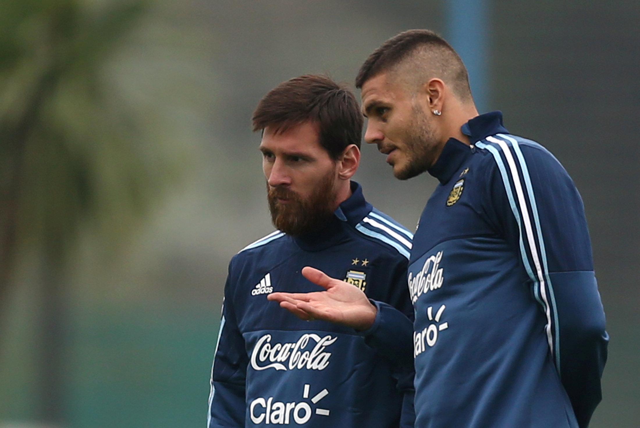 الأرجنتين تتسلح بنجمين