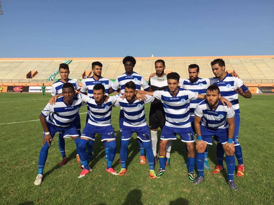 الدوري الليبي الممتاز
