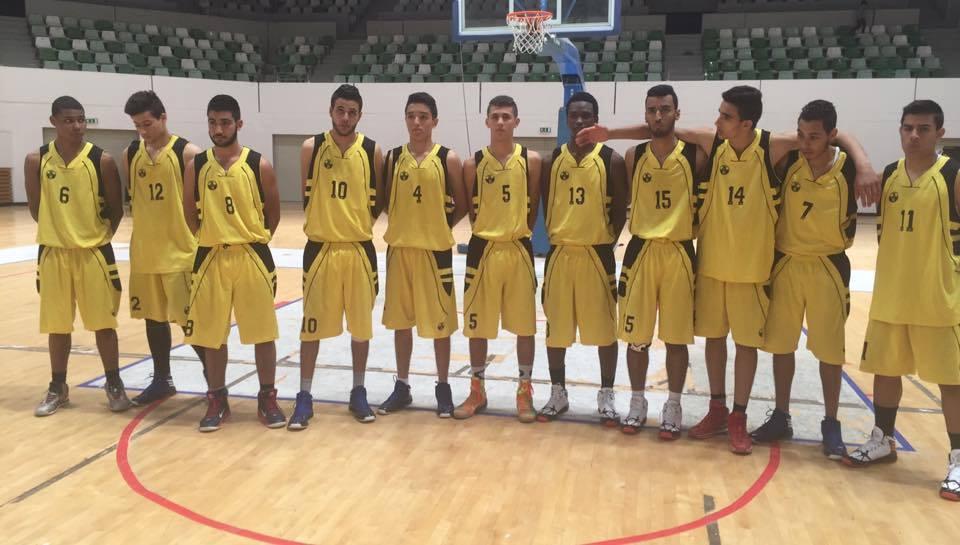 فريق الشباب العربي لكرة السلة