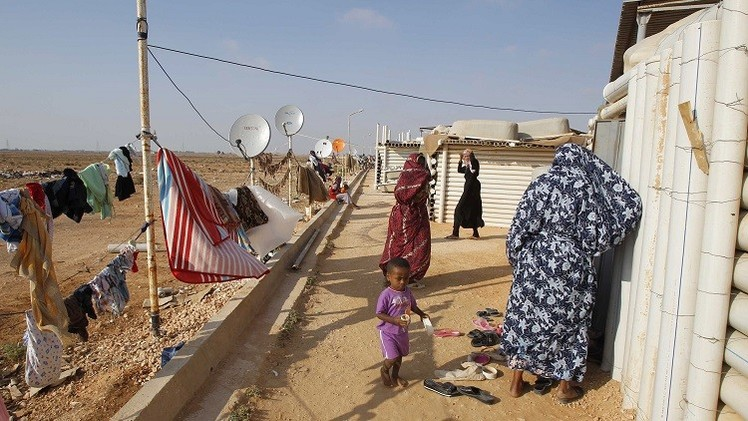 "Photo of ""شؤون النازحين"" والدولية للهجرة تناقشان ""الاستجابة الإنسانية"""