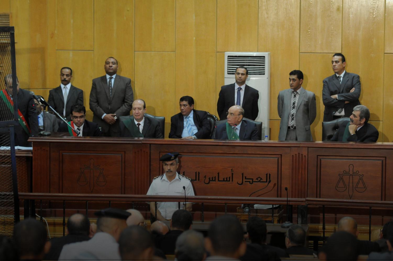 جنايات القاهرة تبدأ محكامتها لـ خلية داعش ليبيا