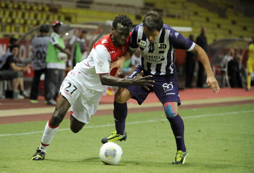 فوز صعب لموناكو على تولوز