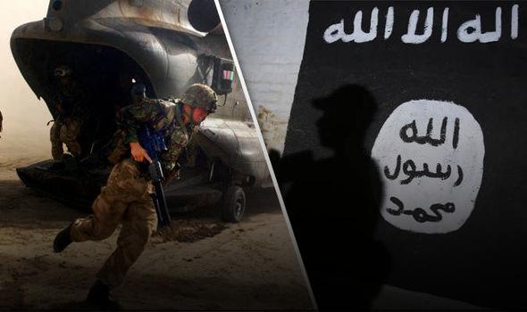 قوات بريطانية خاصة لمحاربة داعش وتجارة البشر في ليبيا