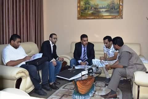 "Photo of لجنة التفتيش ""القضائية"" تزور فروع الجبل الأخضر"