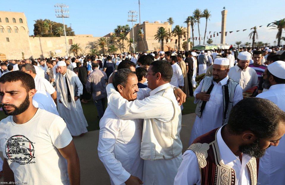 صورة لمن يُريد أن يعرف ليبيا عن قُرب: هذا عيدنا