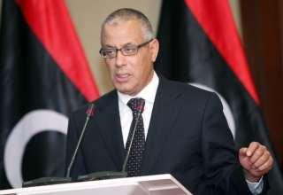 رئيس الوزراء الأسبق علي زيدان