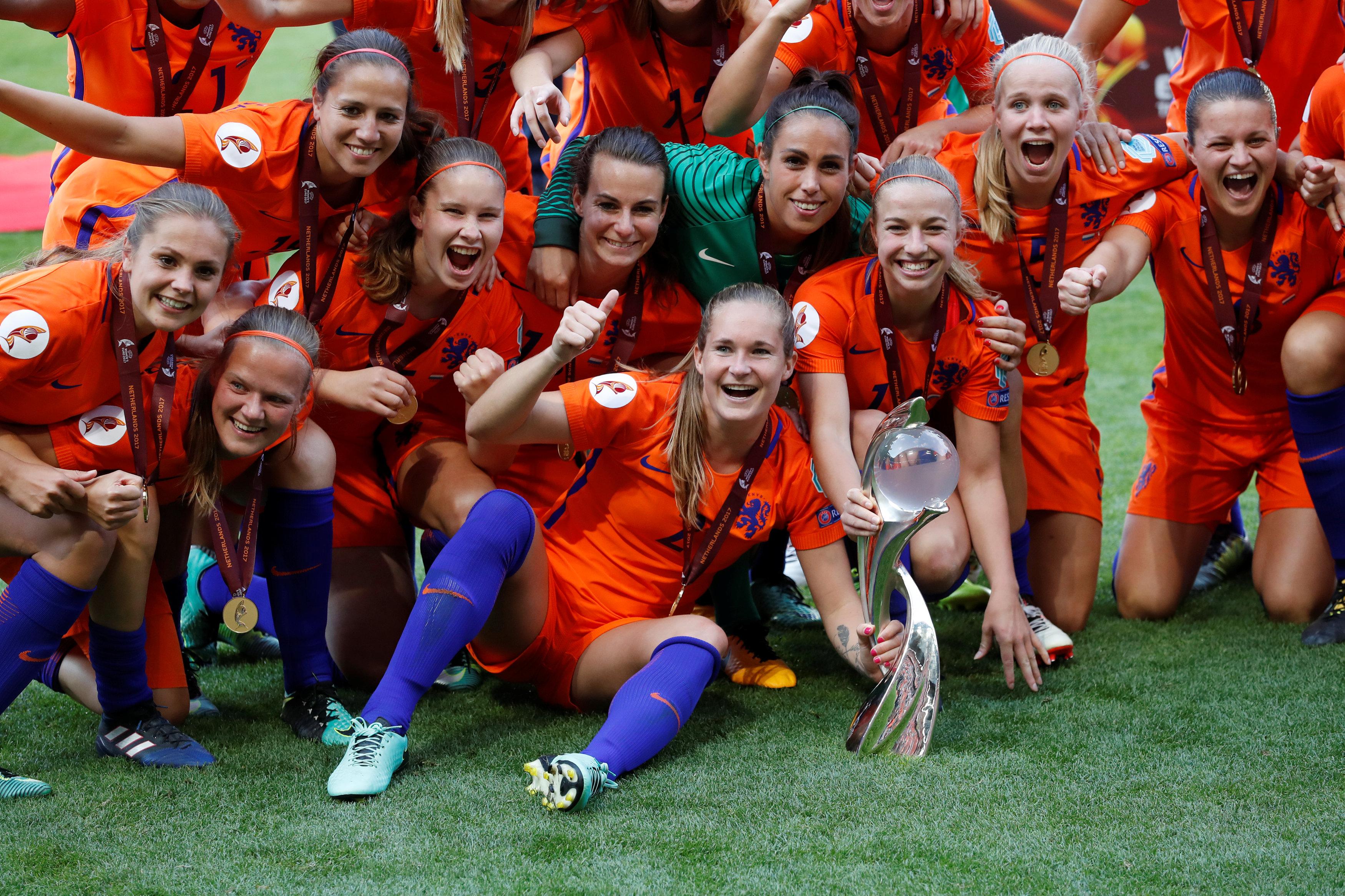 المنتخب الهولندي للسيدات