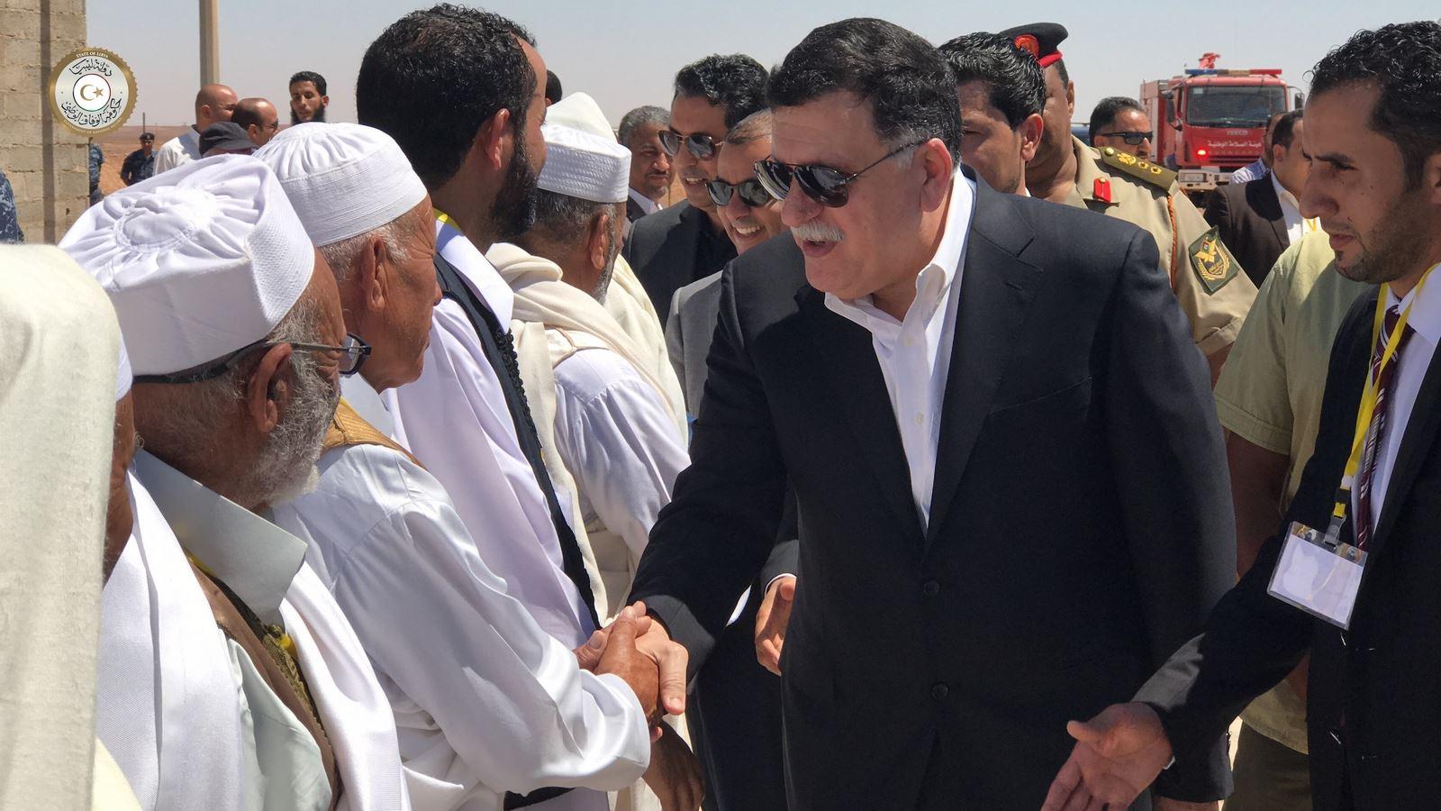 "Photo of السراج: هذه احتياجات بناء ""دولة ديمقراطية"""