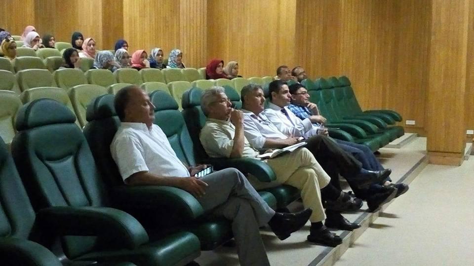 "Photo of جمعية القلب تنظم ندوة : ارتفاع ""ضغط الدم"" وعلاجه"