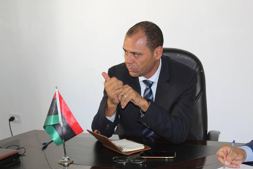 وزير التعليم المفوض بحكومة الوفاق عثمان عبد الجليل