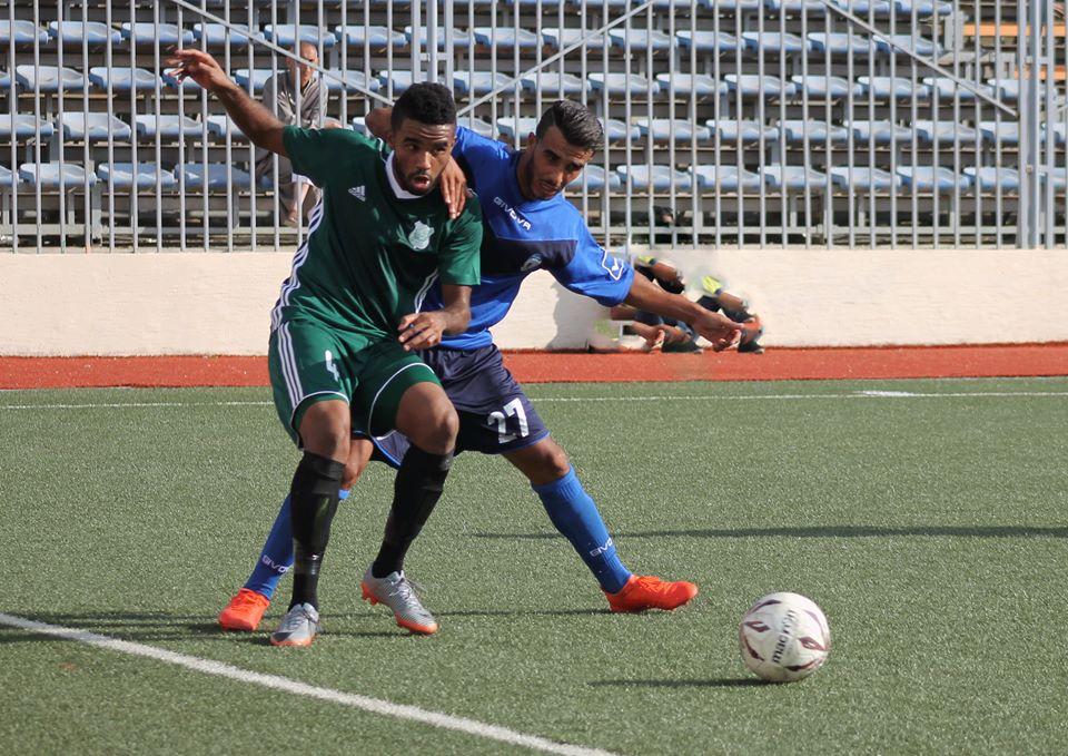 Photo of الأخضر وشباب الجبل يتقاسمان نقاط المباراة