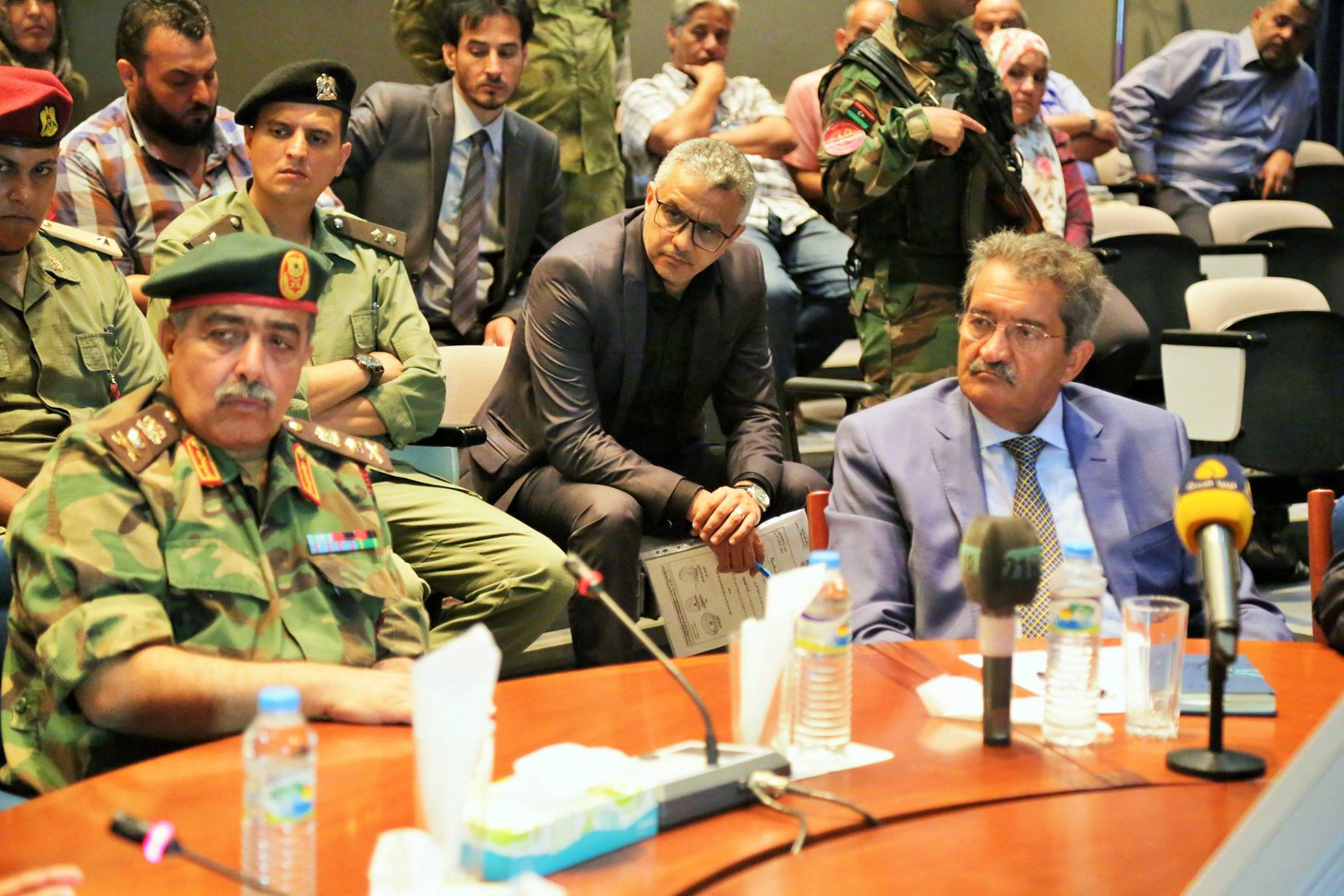"Photo of اجتماع يتابع مشاريع ""الوطنية للنفط"" في بنغازي"