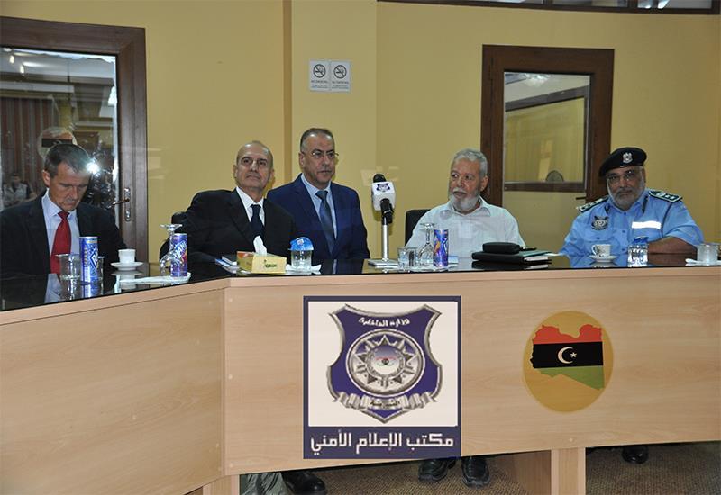 """Photo of سيرا يقترح """"مركز الشرطة النموذجي"""" في طرابلس"""