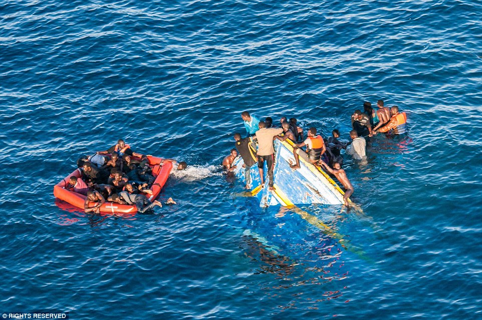 "Photo of منظمة تكشف عدد المهاجرين ""المفقودين"" بسواحل ليبيا"
