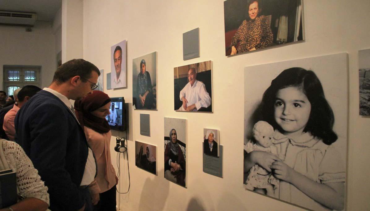 Photo of معرض (قول يا طير) في رام الله ينشط الذاكرة بحكايا المهجرين