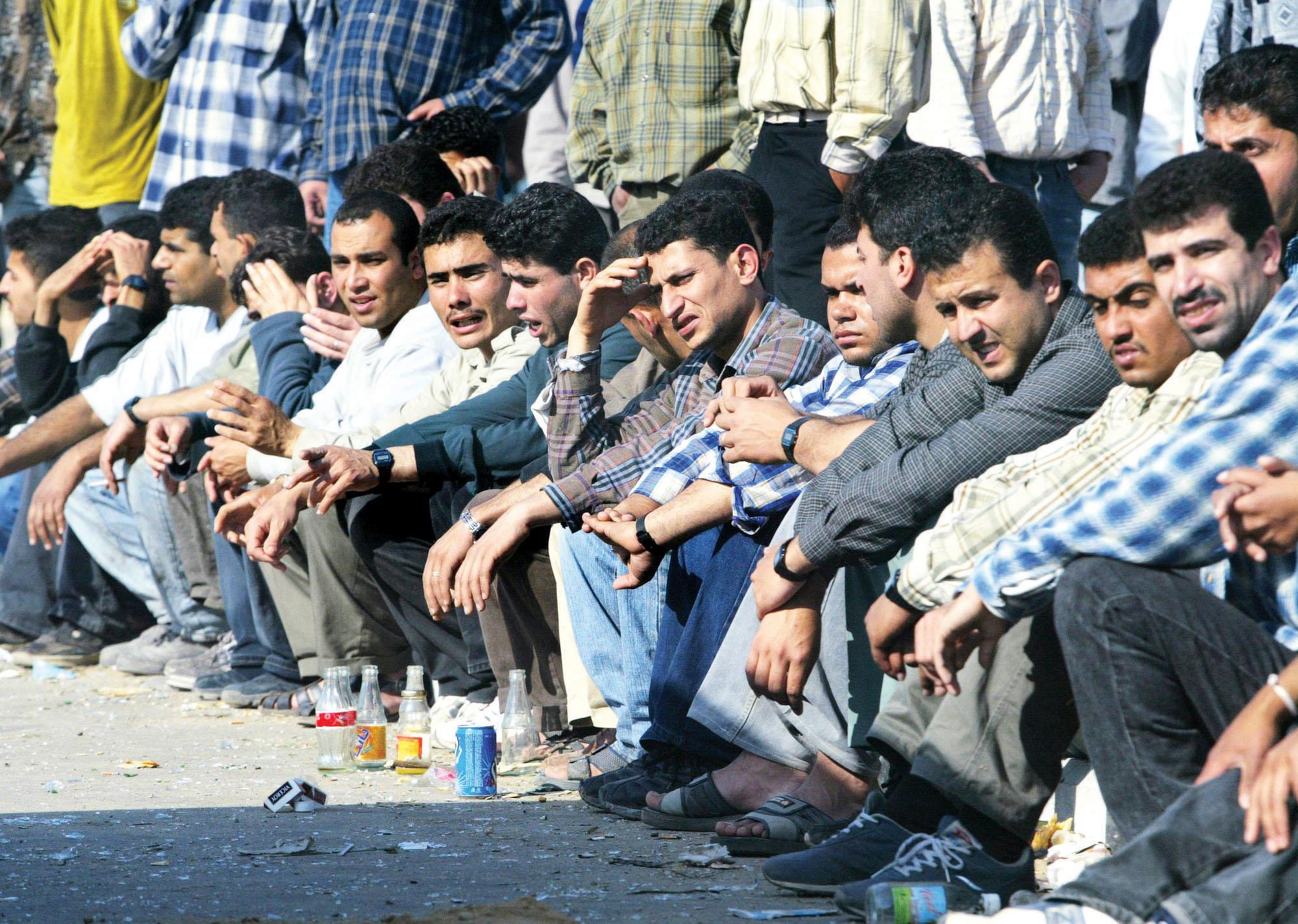 معدل البطالة في مصر - صور انترنت