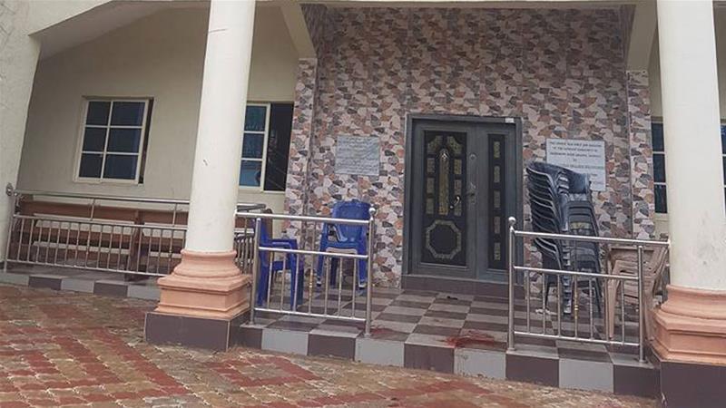 كنيسة نيجيرية
