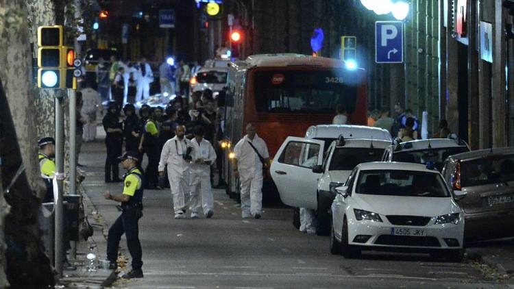 Photo of تأكيد مقتل مُنفذ هجوم برشلونة