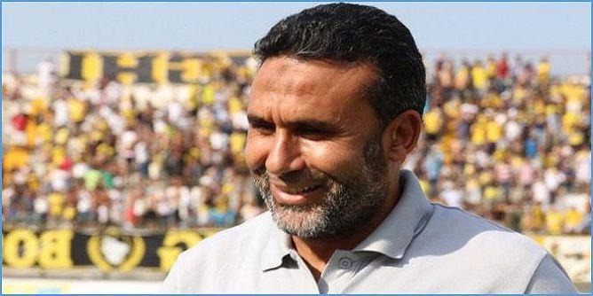 المدير الفني لفريق النصر التونسي طارق ثابت