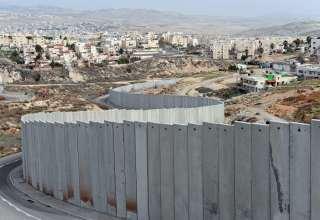 جدار غزة