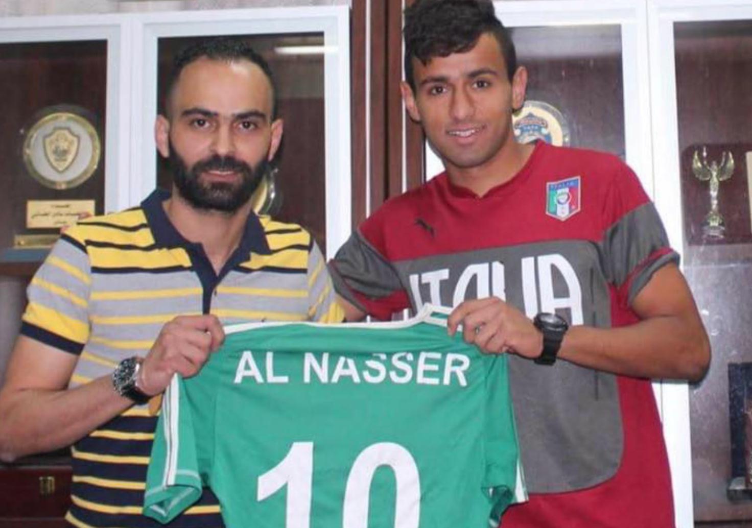 Photo of الحاسي ل218 : في الموسم الجديد نريد إسعاد جماهير النصر
