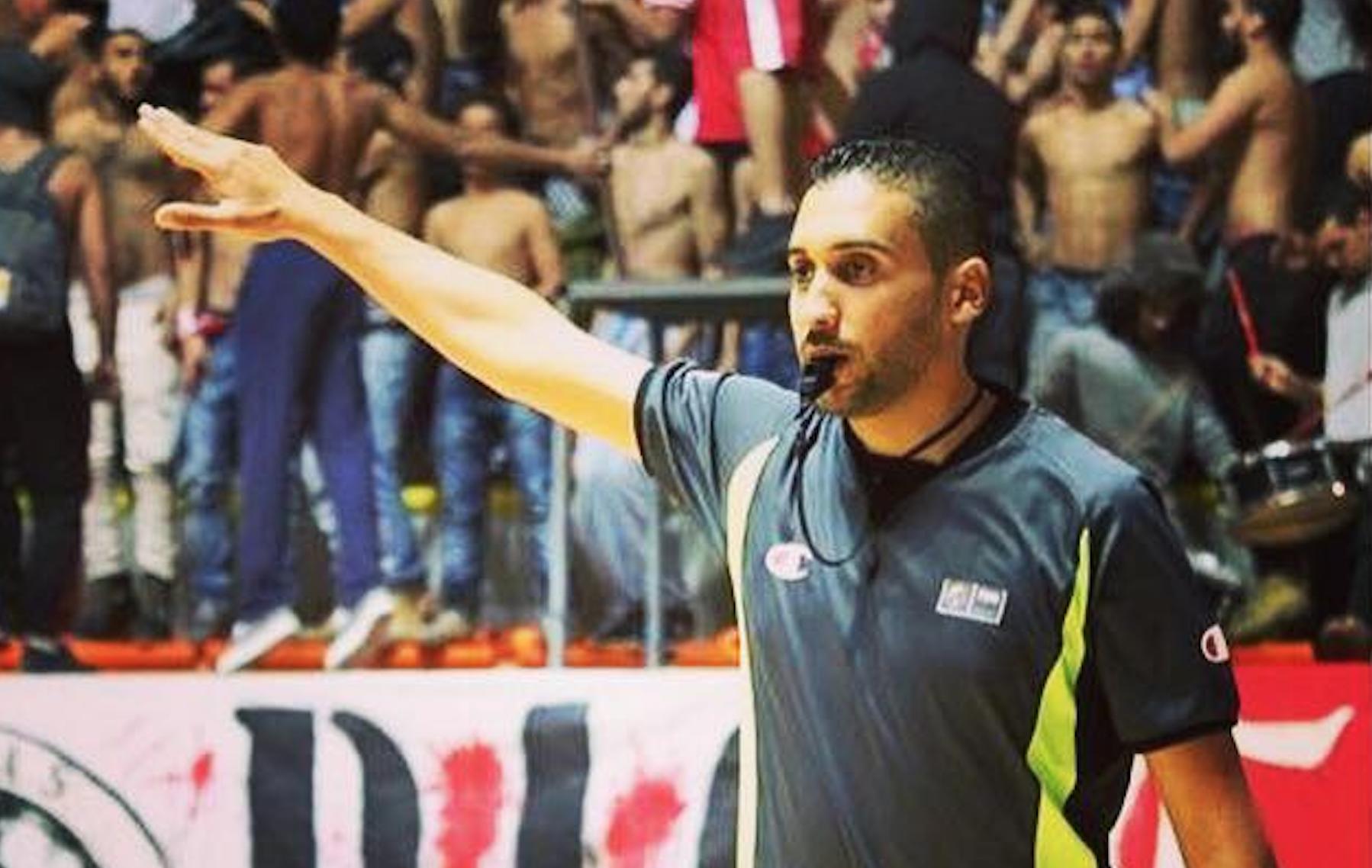 Photo of الساروي يتحصل على شارة كرة السلة الدولية