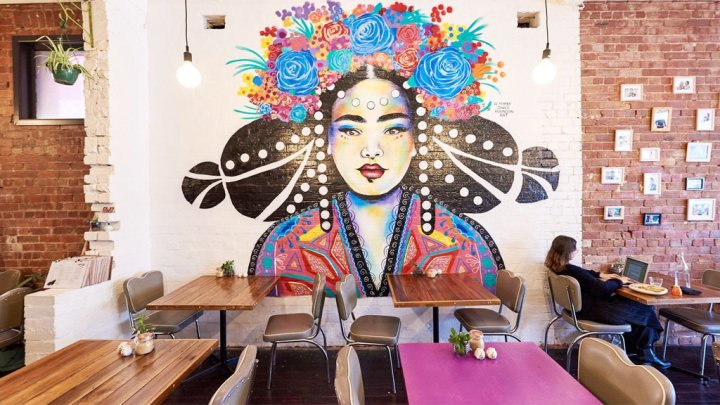 """مقهى """"هاندصم هير"""" في أستراليا"""