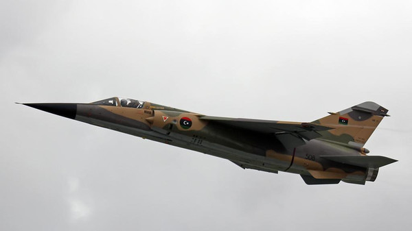 Photo of الجيش الوطني يستهدف مواقع بمصراتة وطرابلس