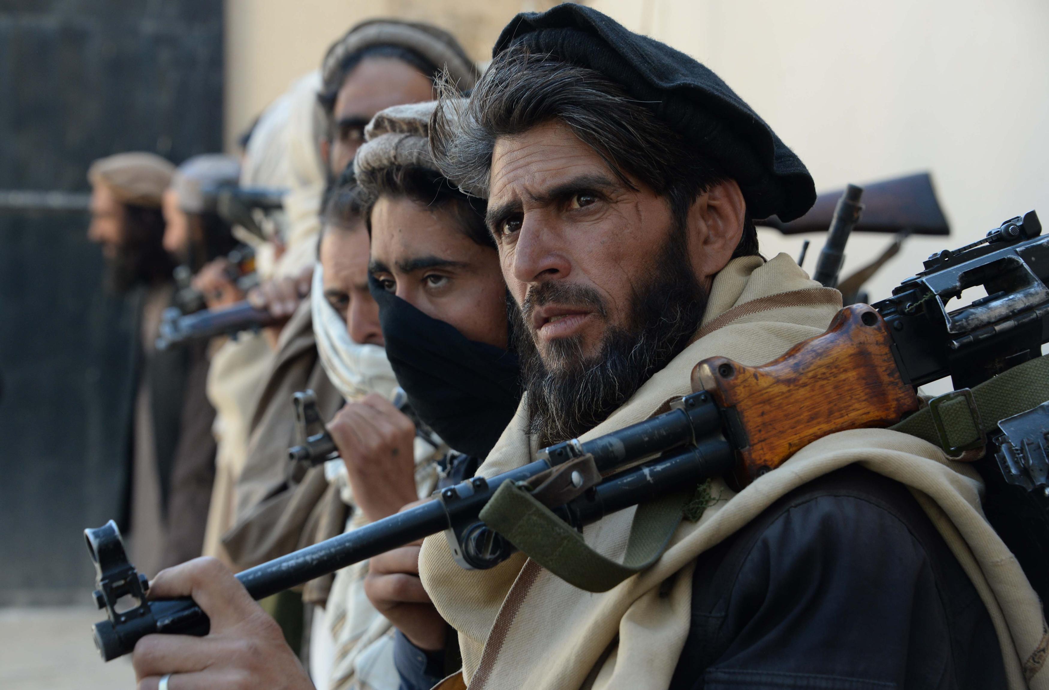 صورة ارشيفية طالبان