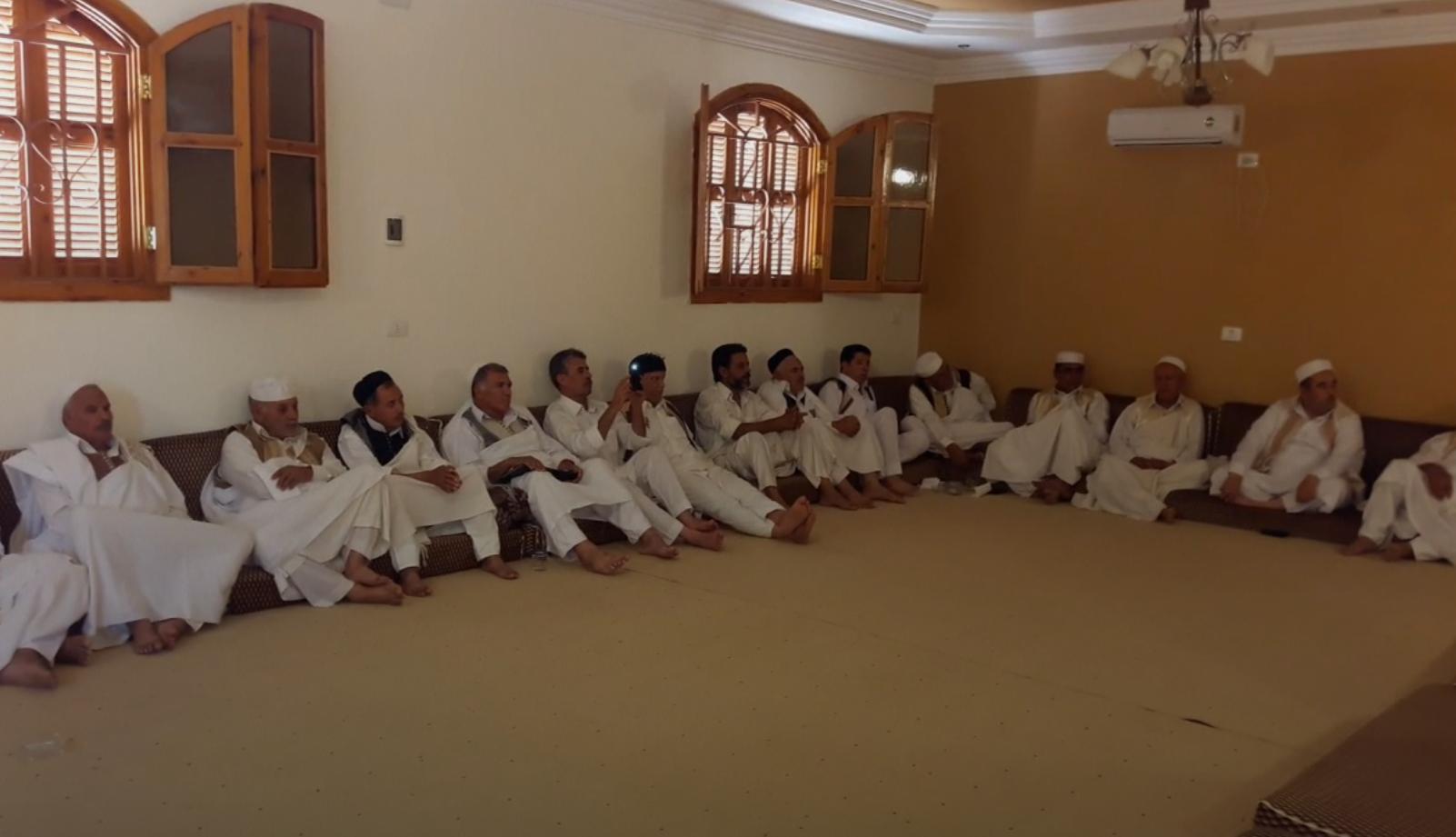 Photo of لقاء تكميلي للجنة المصالحة في بني وليد