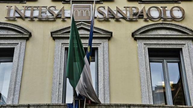 بنك إنتيسا سانباولو الإيطالي