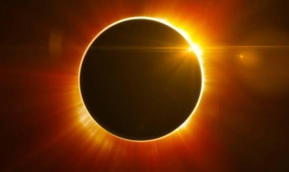 الكسوف الكلي للشمس