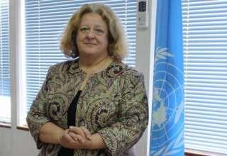 منسقة الشؤون الإنسانية في ليبيا ماريا ريبيرو