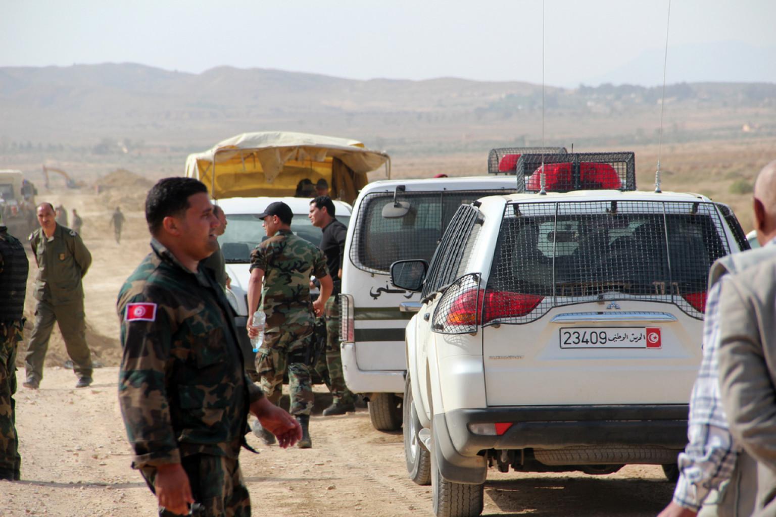 الحرس التونسي
