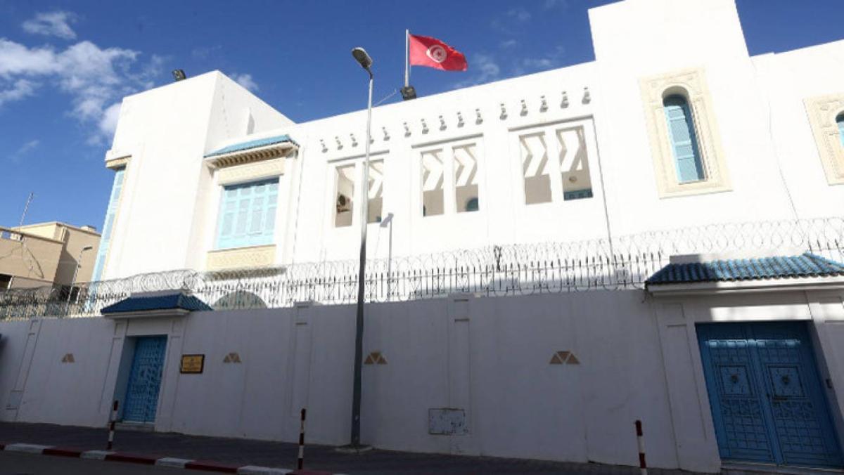 صورة القنصلية التونسية تستأنف عملها في طرابلس