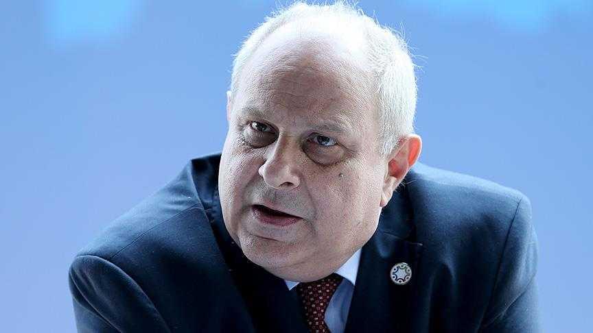 نائب وزير الخارجية ماريو جيرو