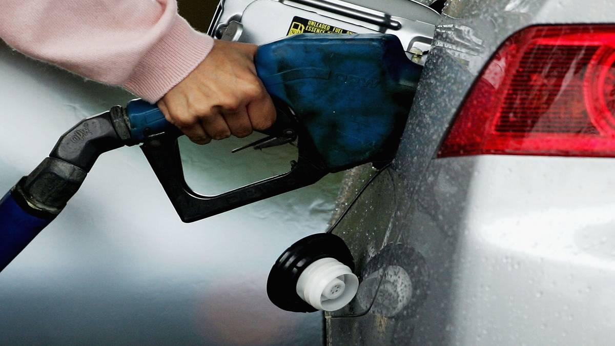 نقص الوقود