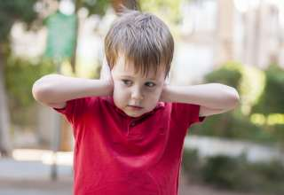 الأطفال المصابين باضطراب طيف التوحد