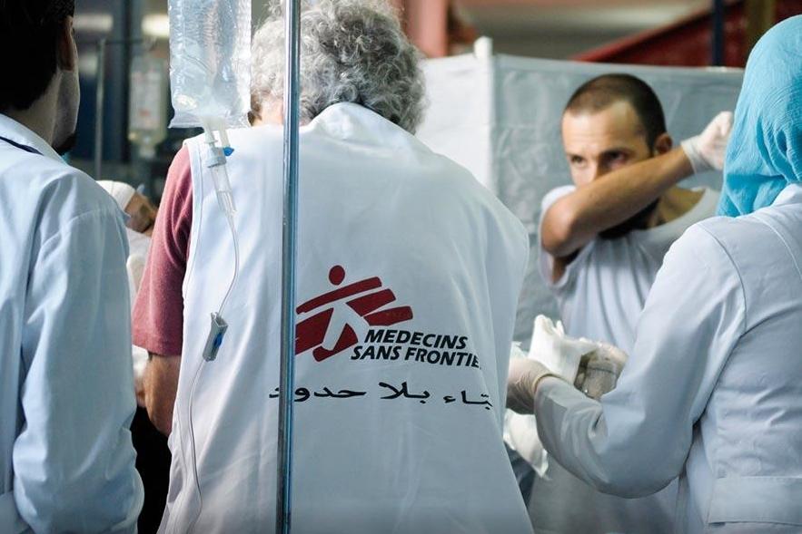 Photo of أطباء بلا حدود تطالب بإعادة النظر في سياسة اللجوء