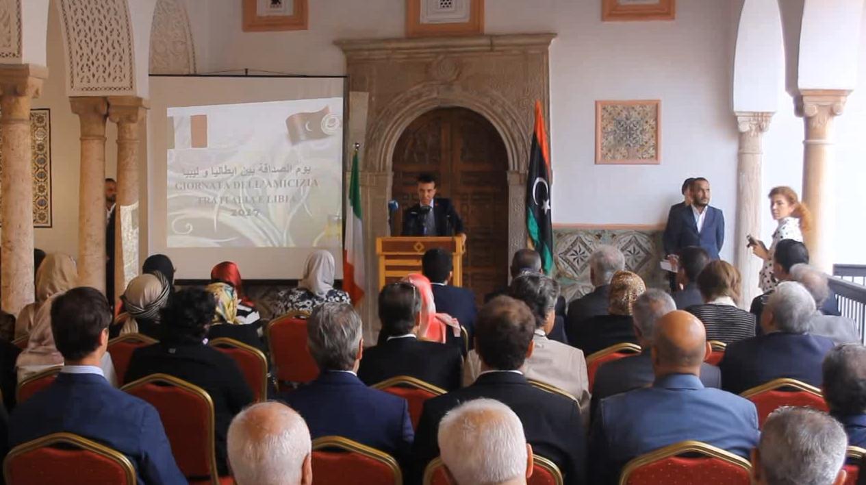 إيطاليا تؤكد دعم سيادة ليبيا وتدعم بلديات الجنوب