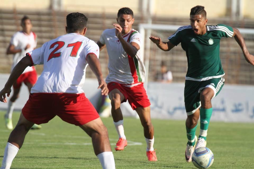 الأهلي طرابلس يلتقي الرجاء المصري ودياً