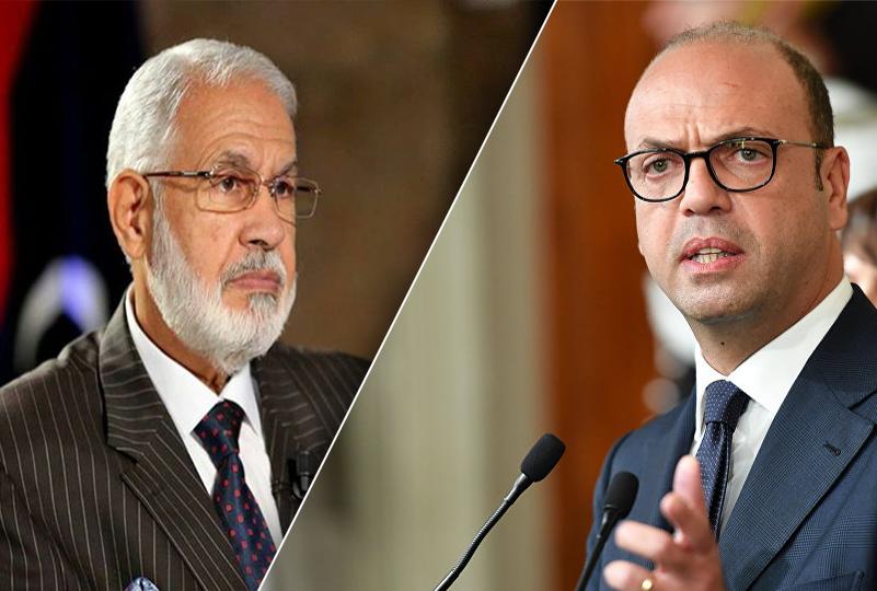 انجلينو الفانو و محمد سيالة
