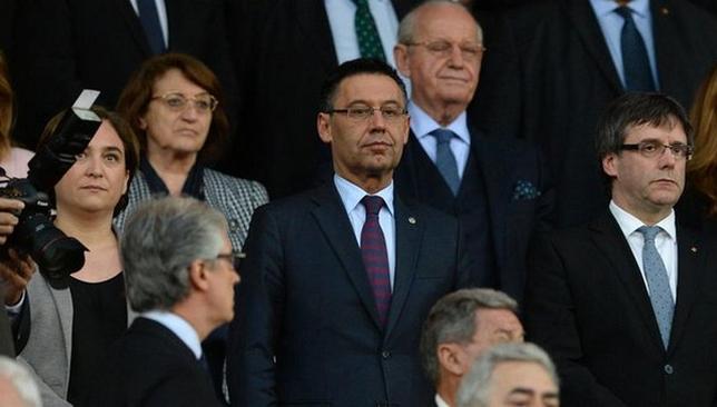 إدارة برشلونة