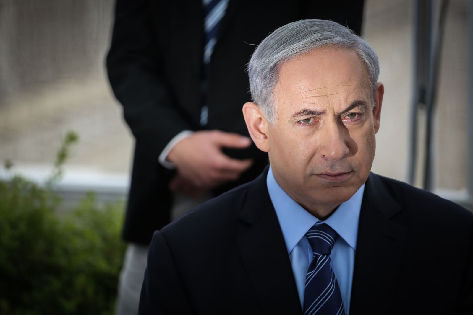 صورة نتنياهو: إسرائيل ملتزمة بتحقيق السلام مع العرب
