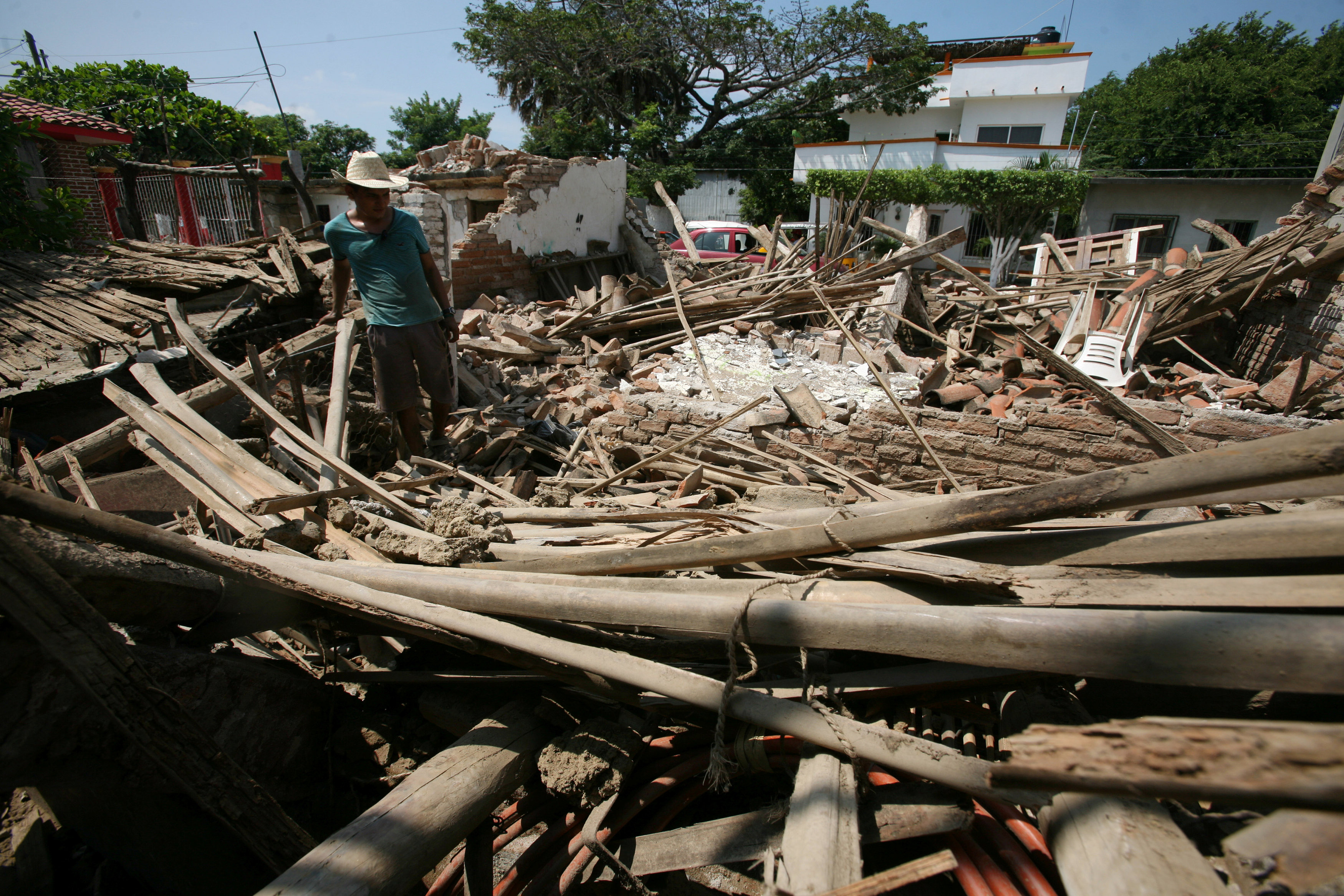 ارتفاع عدد قتلى زلزال المكسيك إلى 90 شخصا